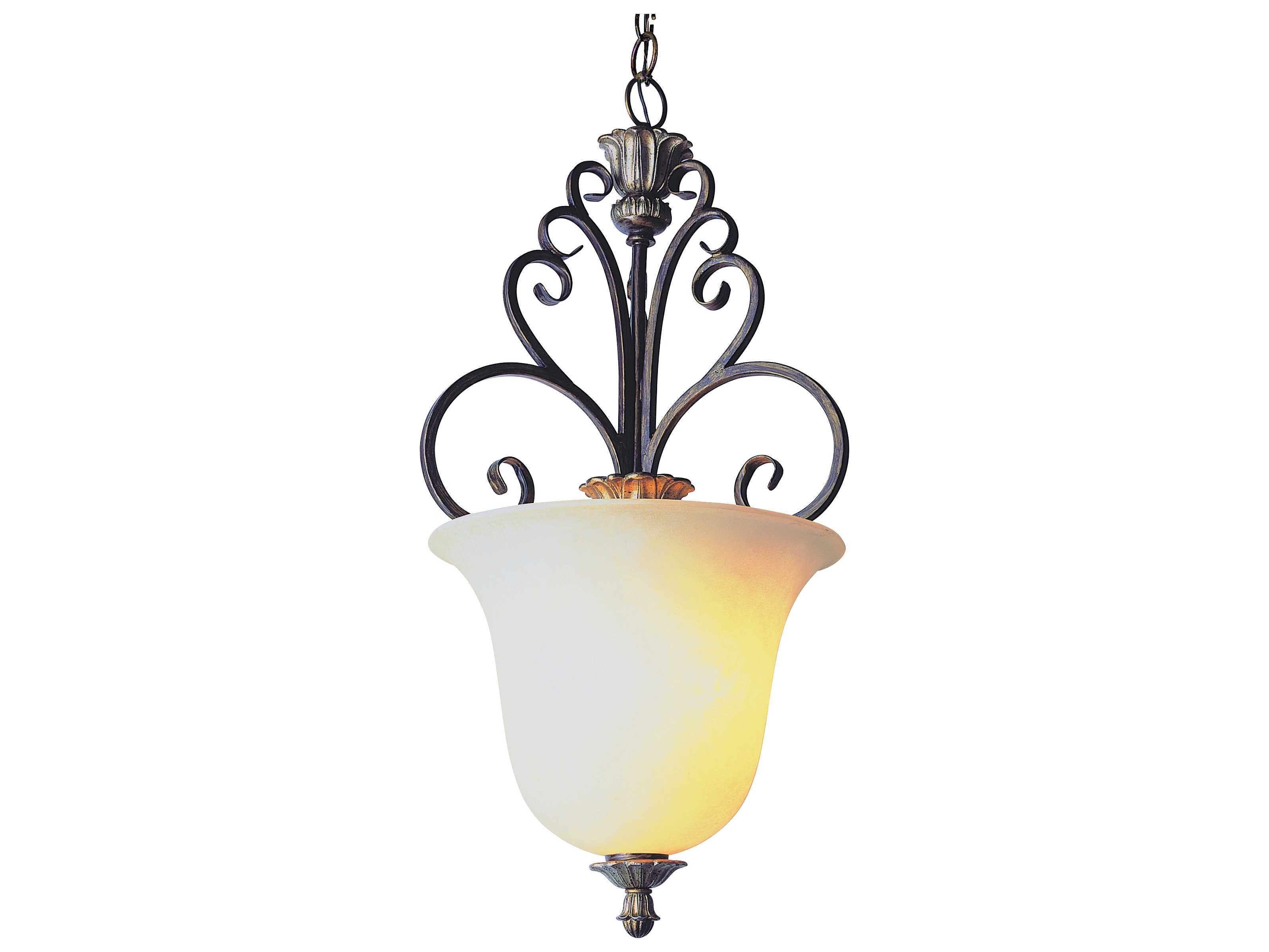 trans globe lighting french country ebony gold three light