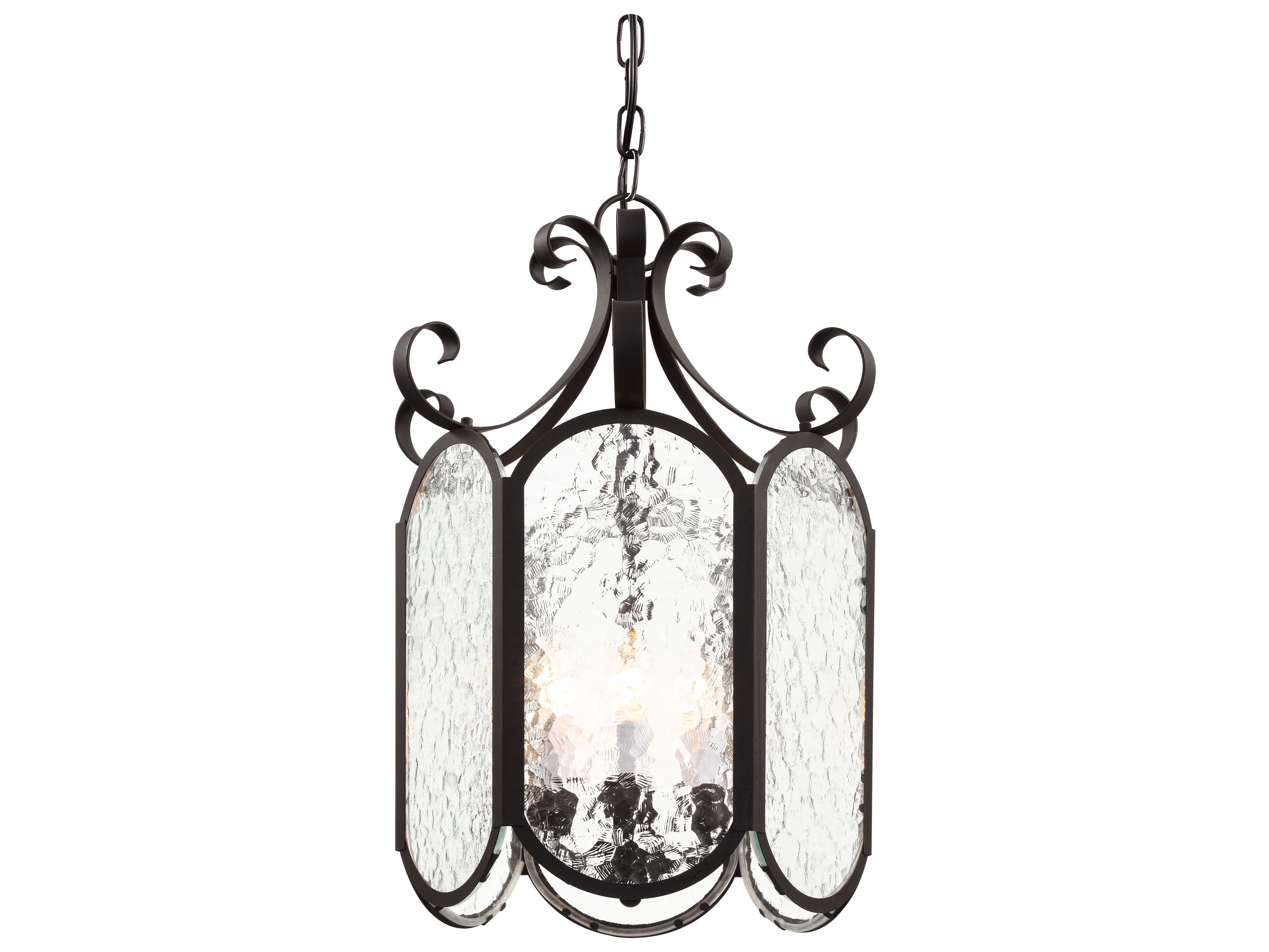 Black Foyer Lighting : Trans globe lighting new victorian black six light foyer