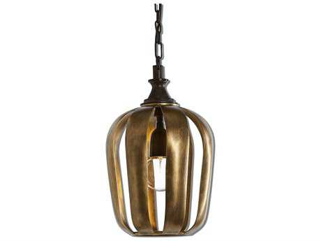 Uttermost Zucca Antique Gold 9.6'' Wide Pendant