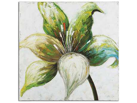 Uttermost Lovely Lady Floral Wall Art