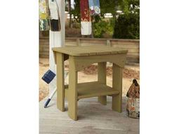 Uwharrie Chair Original Wood Square End Table