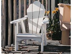 Uwharrie Chair Fanback Wood Child Size Adirondack Chair