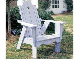 Uwharrie Chair Nantucket Wood Adirondack Chair