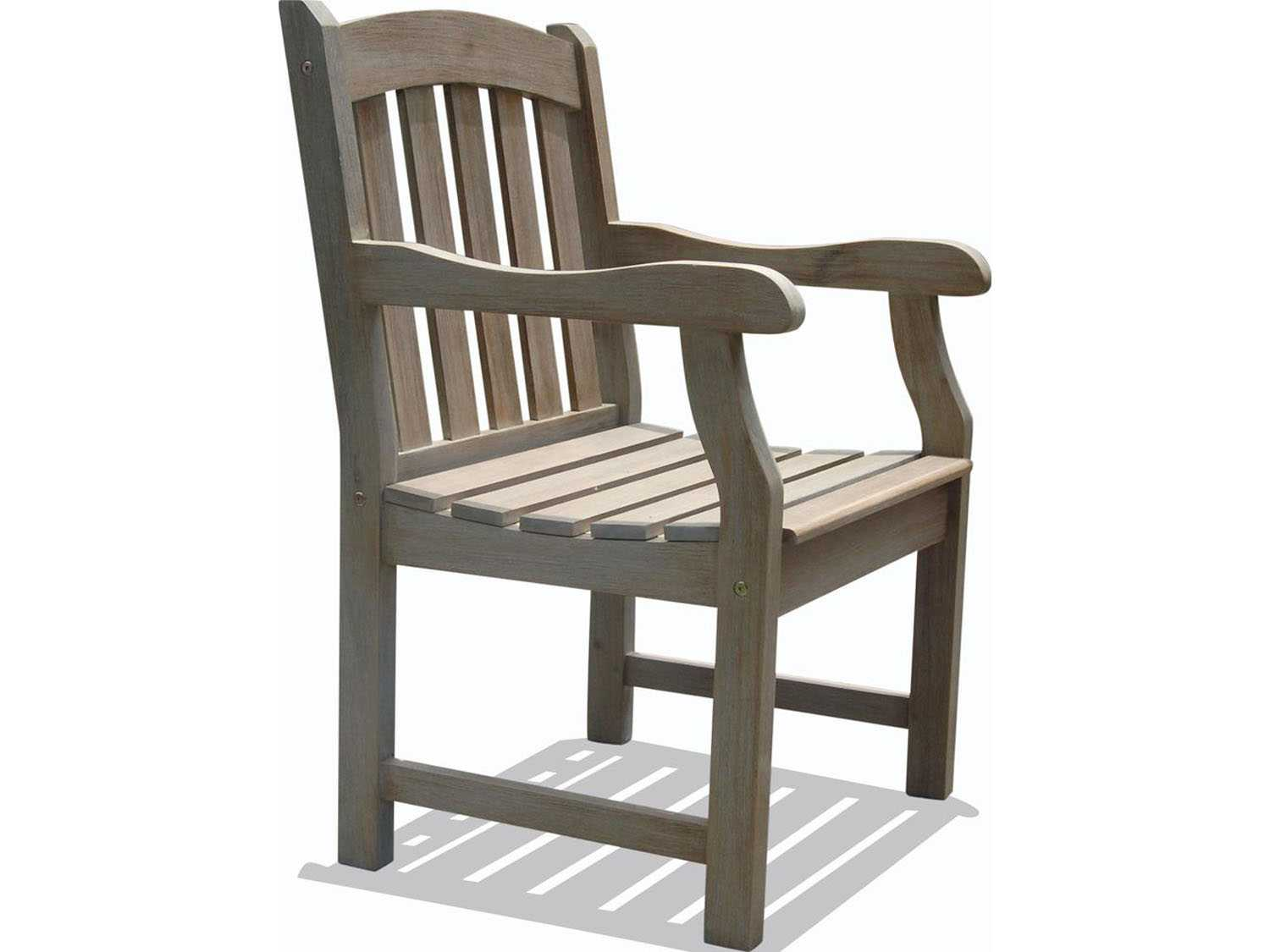 Vifah Wood Lounge Chair