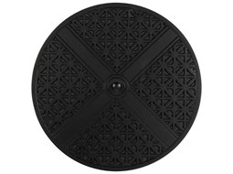 Woodard Replacement Fire Pit Top Covers and Accessories Collection