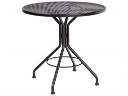 Woodard Wrought Iron 30 Round Bistro Table List Price 345.00 FREE SHIPPING  From $224.25
