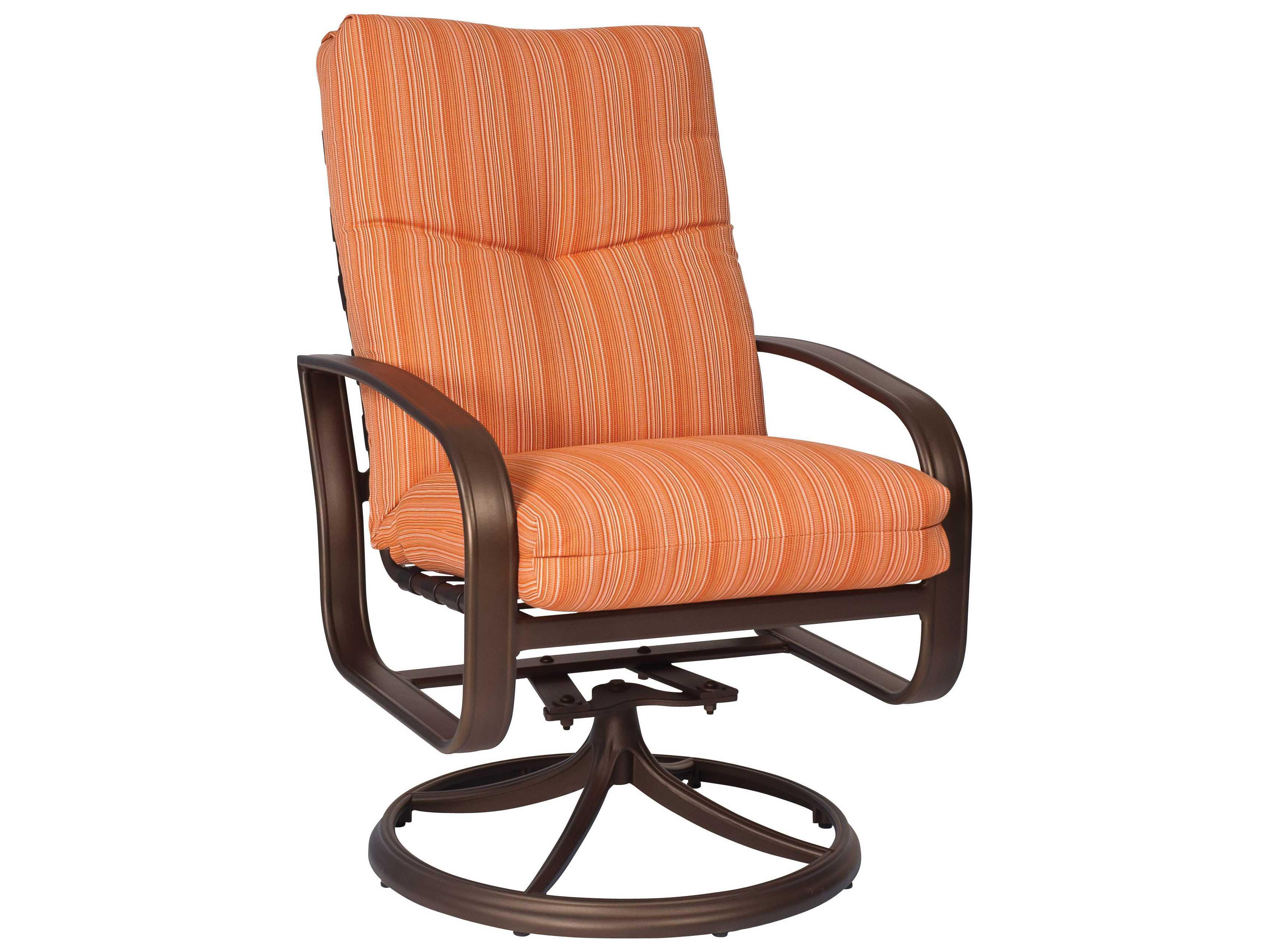 Woodard Cayman Isle Cushion Aluminum Lounge Set Caylgset