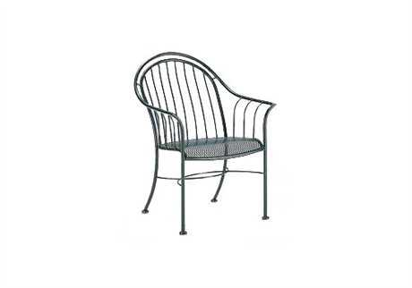 Woodard Renaissance Dining Chair Replacement Cushions