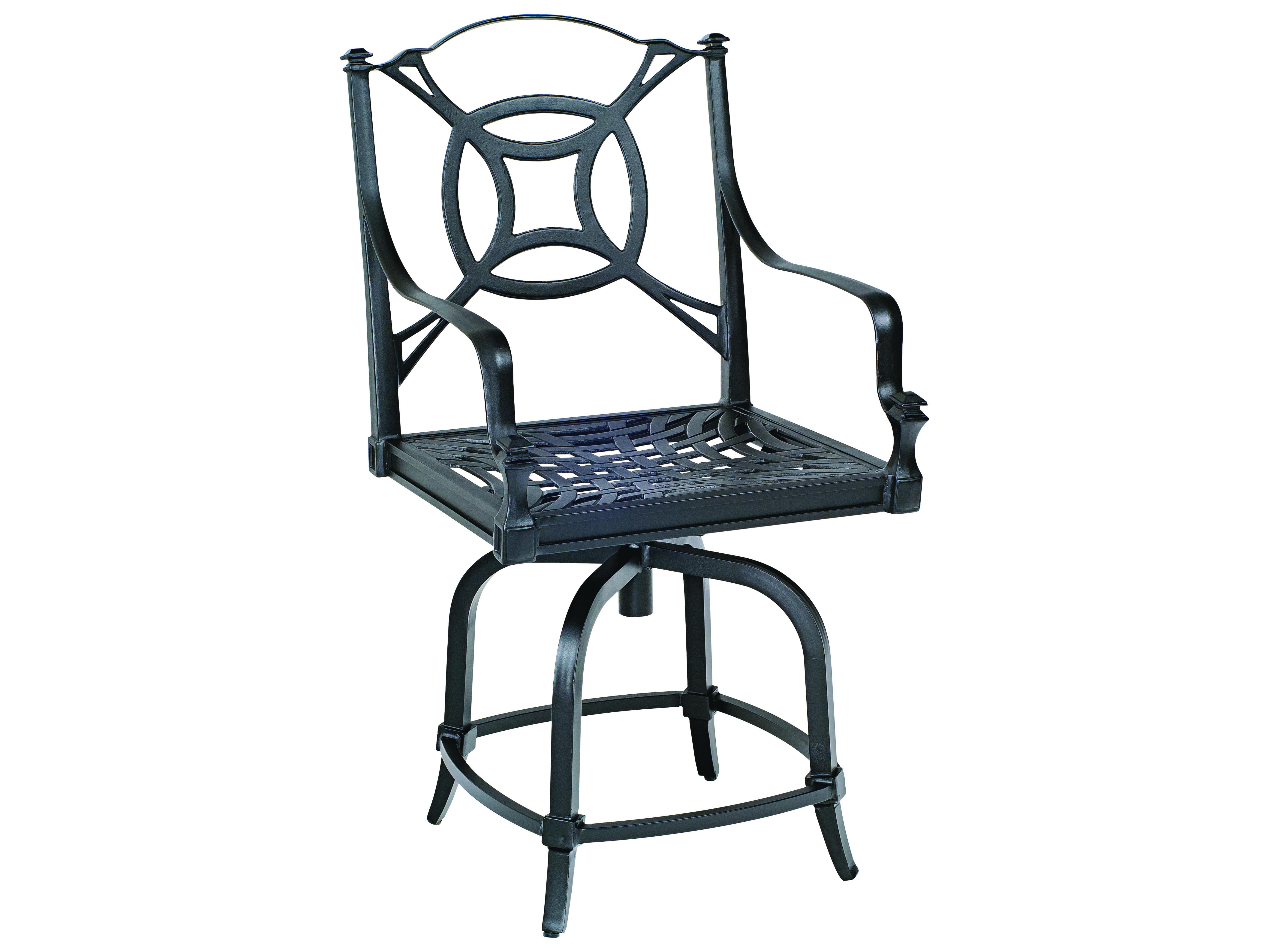 Woodard Isla Replacement Seat Cushion For Swivel Counter
