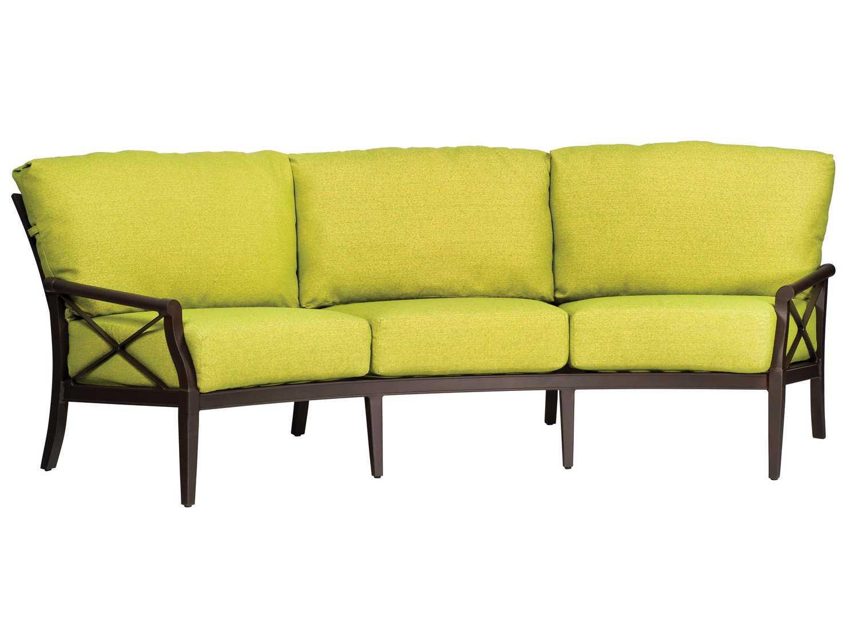 Woodard Andover Crescent Sofa Replacement Cushions