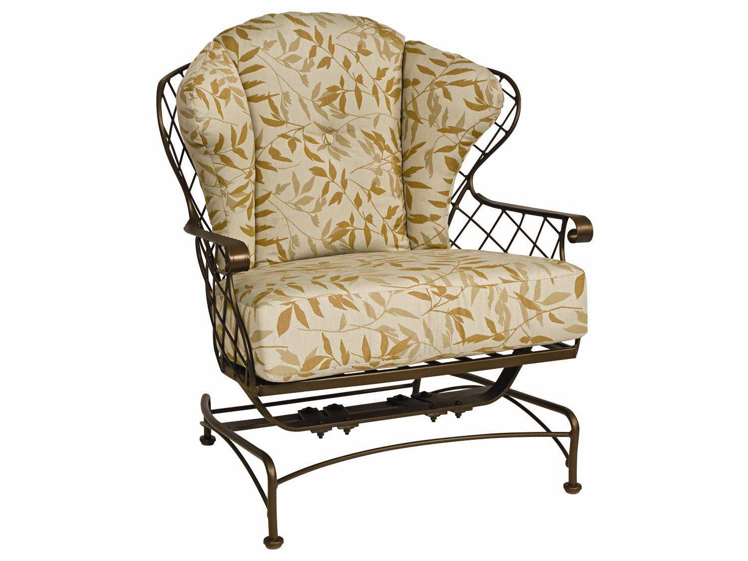 Woodard Brayden Replacement Cushion For Spring Lounge