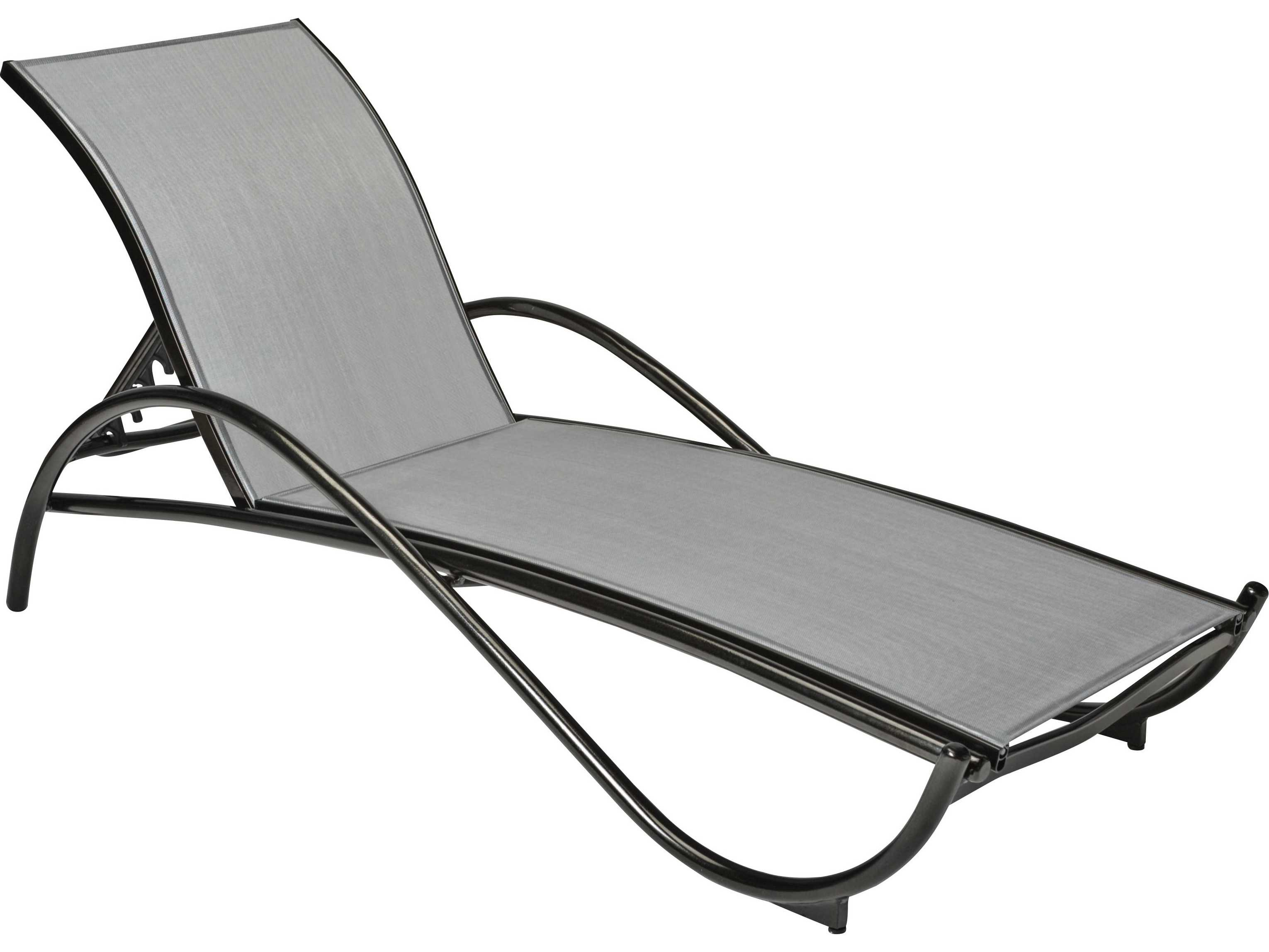 Plastic strap lounge chairs - Woodard Tribeca Aluminum Stackable Chaise Lounge List Price 899 00 Free Shipping From 584 35