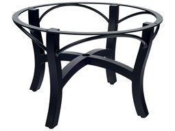 Woodard Carson Table Bases Collection