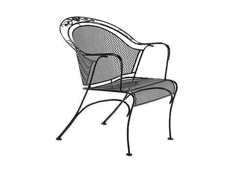 Woodard Windflower Arm Dining Chair Replacement Cushions