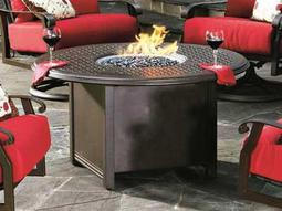 Woodard Universal Aluminum Fire Pits Collection