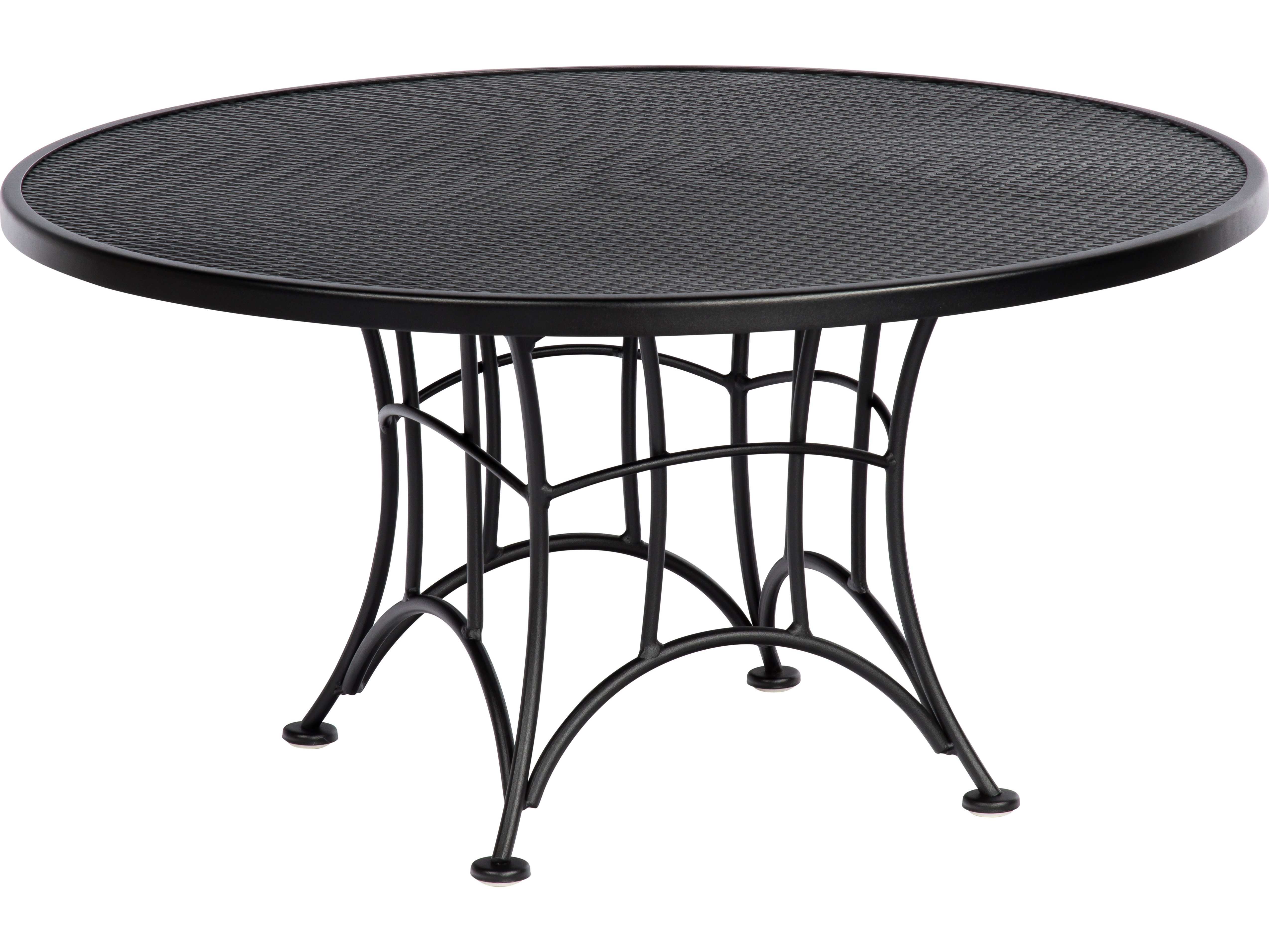 Woodard Hamilton Wrought Iron Coffee Table 6k0038