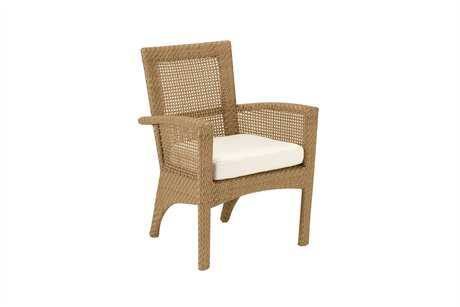 Woodard Trinidad Arm Dining Chair Replacement Cushions 6U0001NCH