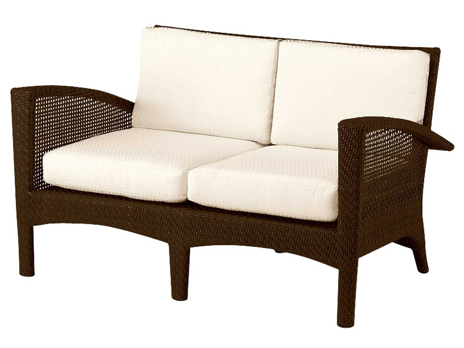 Woodard Trinidad Loveseat 6u0019