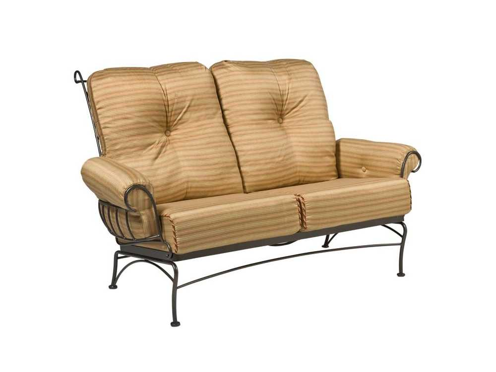 Woodard Terrace Lounge Set  GMICS