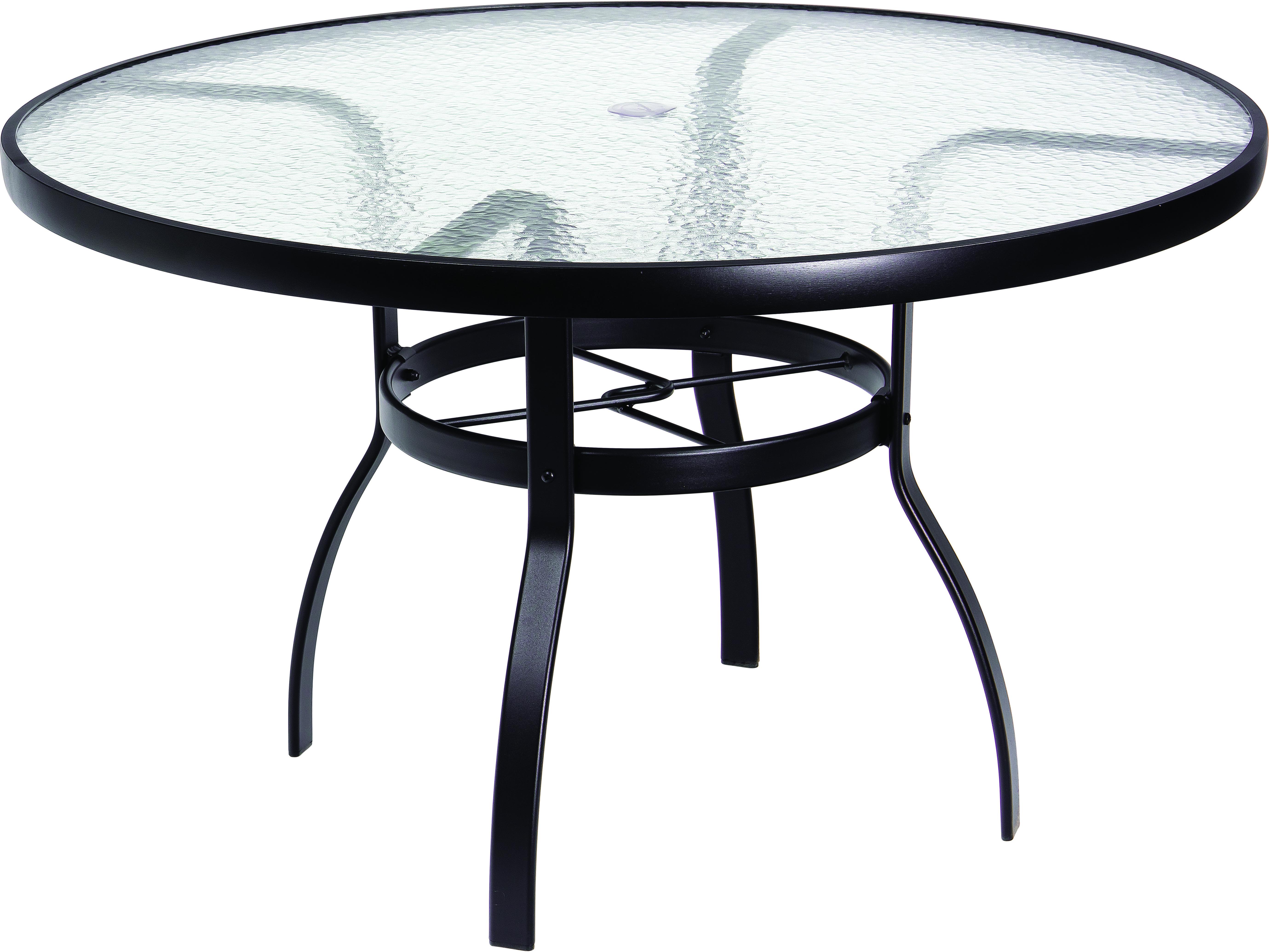 woodard ramsgate aluminum dining set ramds. Black Bedroom Furniture Sets. Home Design Ideas