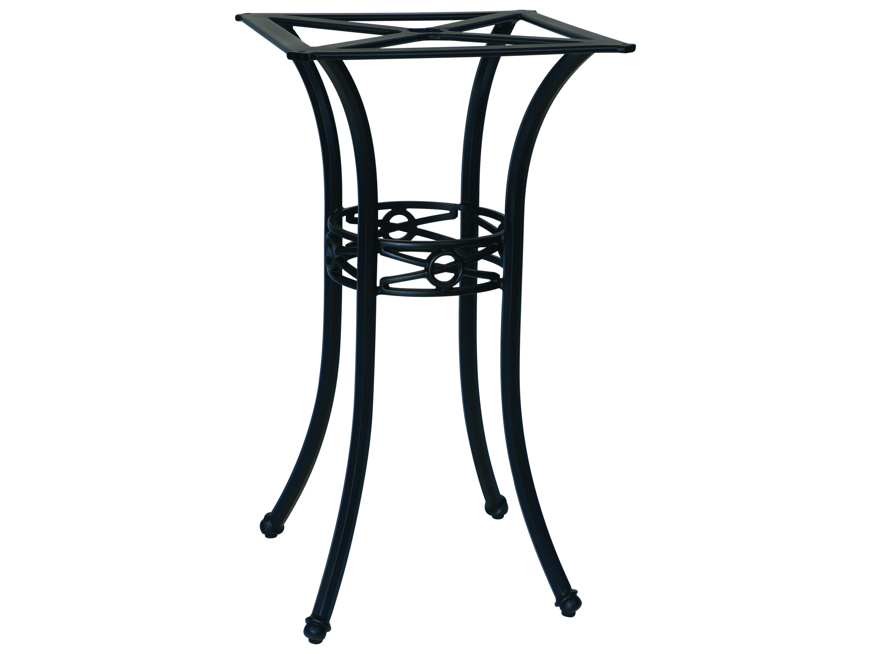 Woodard Delphi Cast Aluminum Bar Height Table Base 856600