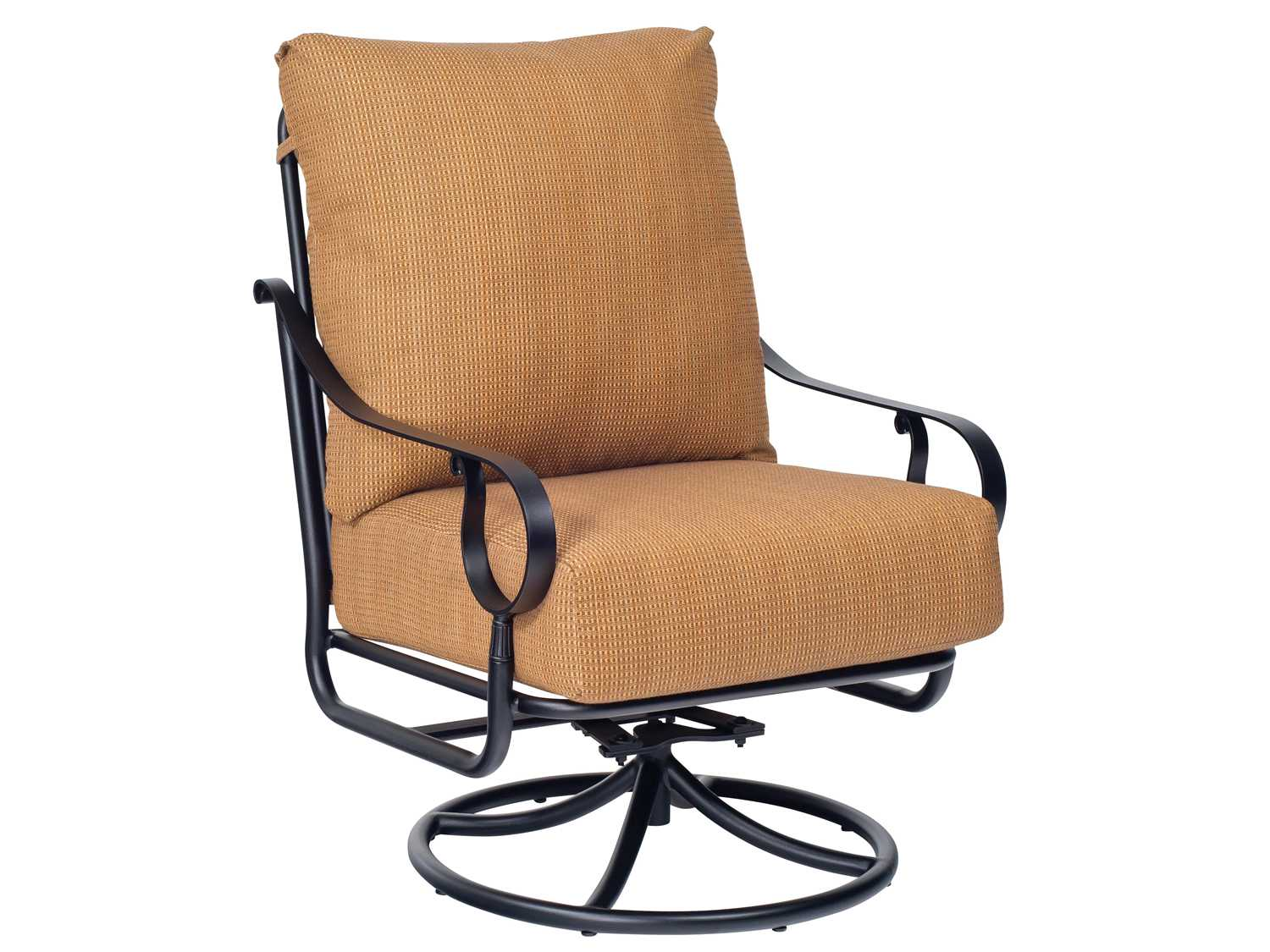 Woodard Ridgecrest Extra Swivel Rocker Lounge Chair