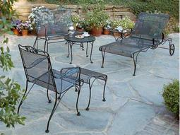 Woodard Metal Seating Collection
