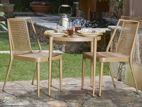 Woodard Tucson Wrought Iron Dining Set Tsmsh