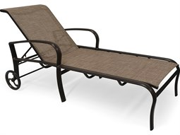 Commercial sling pool chaise lounges for Aluminum commercial stack chaise lounge