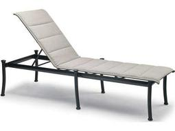 Winston Southern Cay Woven Aluminum Stackable Chaise