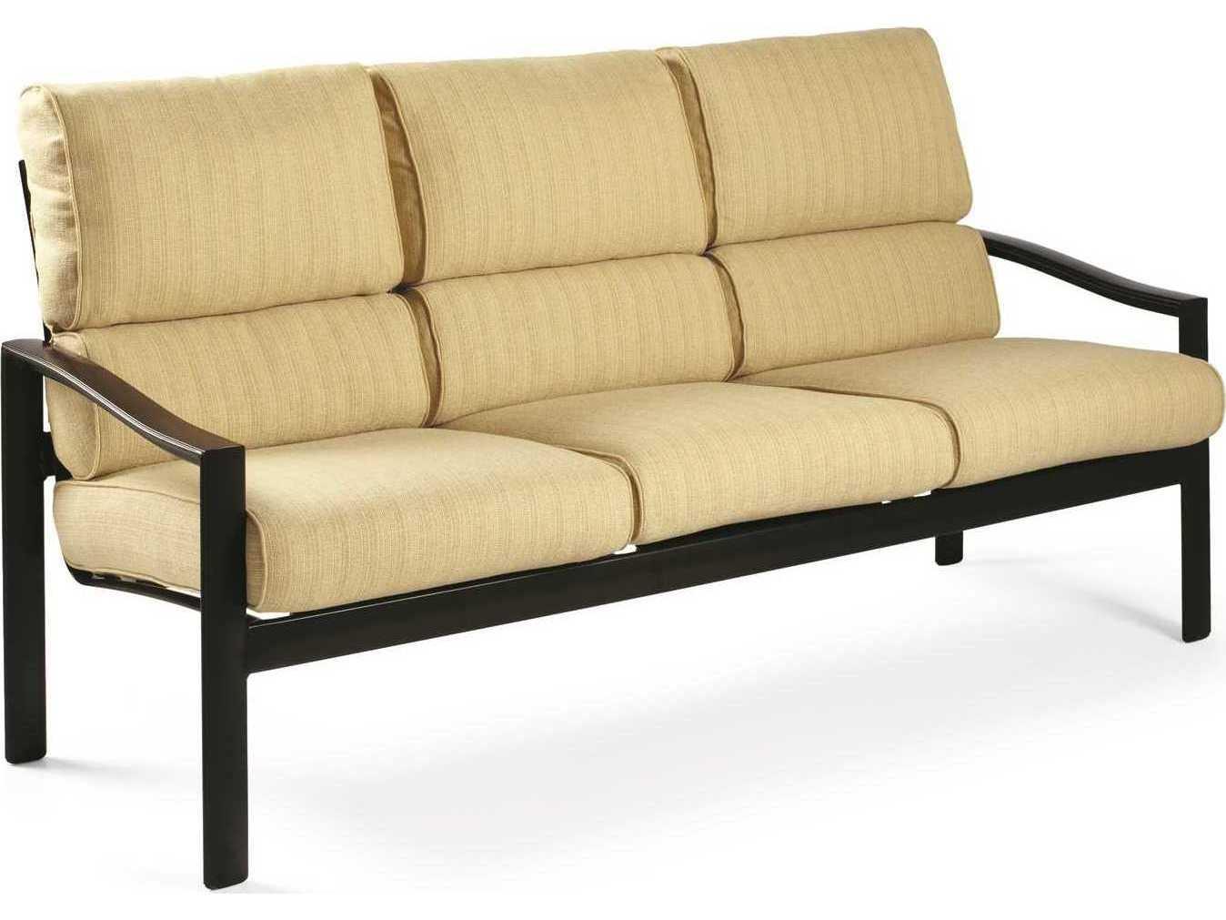 Winston Belvedere Cushion Aluminum Sofa M29003