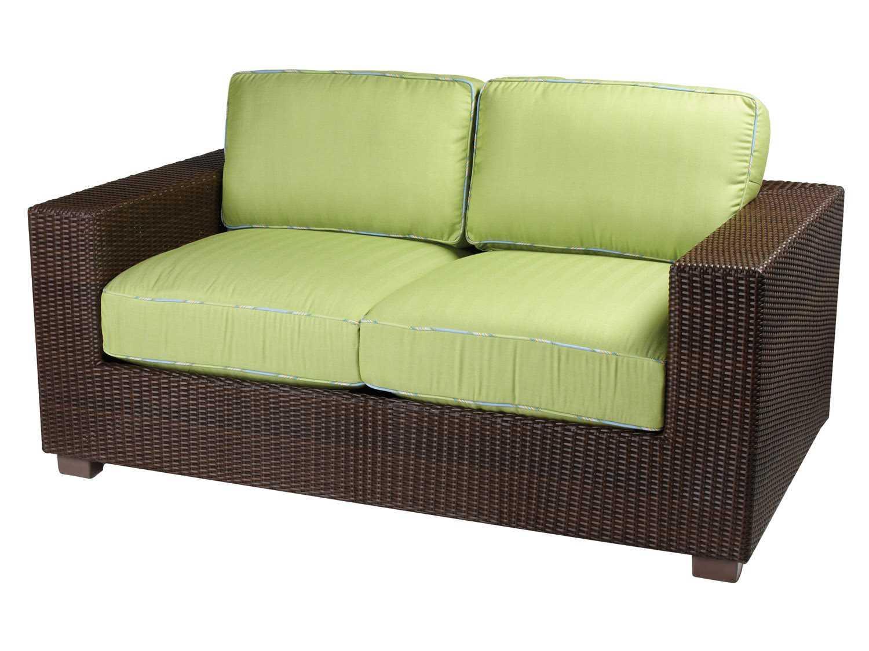 Whitecraft Montecito Loveseat Replacement Cushions Cu511091