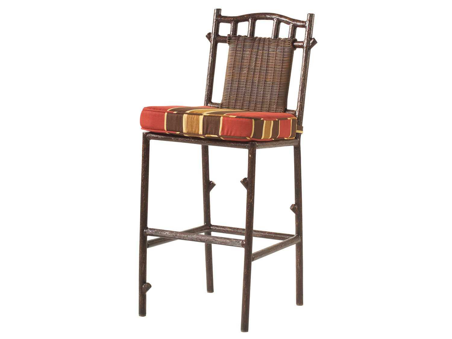 Whitecraft Chatham Run Bar Stool Without Arms Replacement