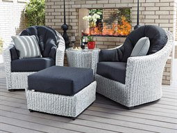Woodard Wicker Seating Collection