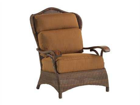 Whitecraft Chatham Run Wicker Lounge Chair