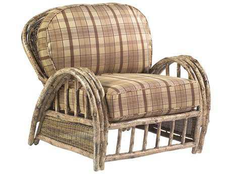 Whitecraft River Run Wicker Lounge Chair