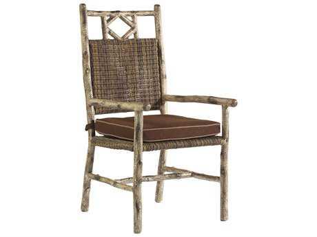 Whitecraft River Run Wicker Dining Chair