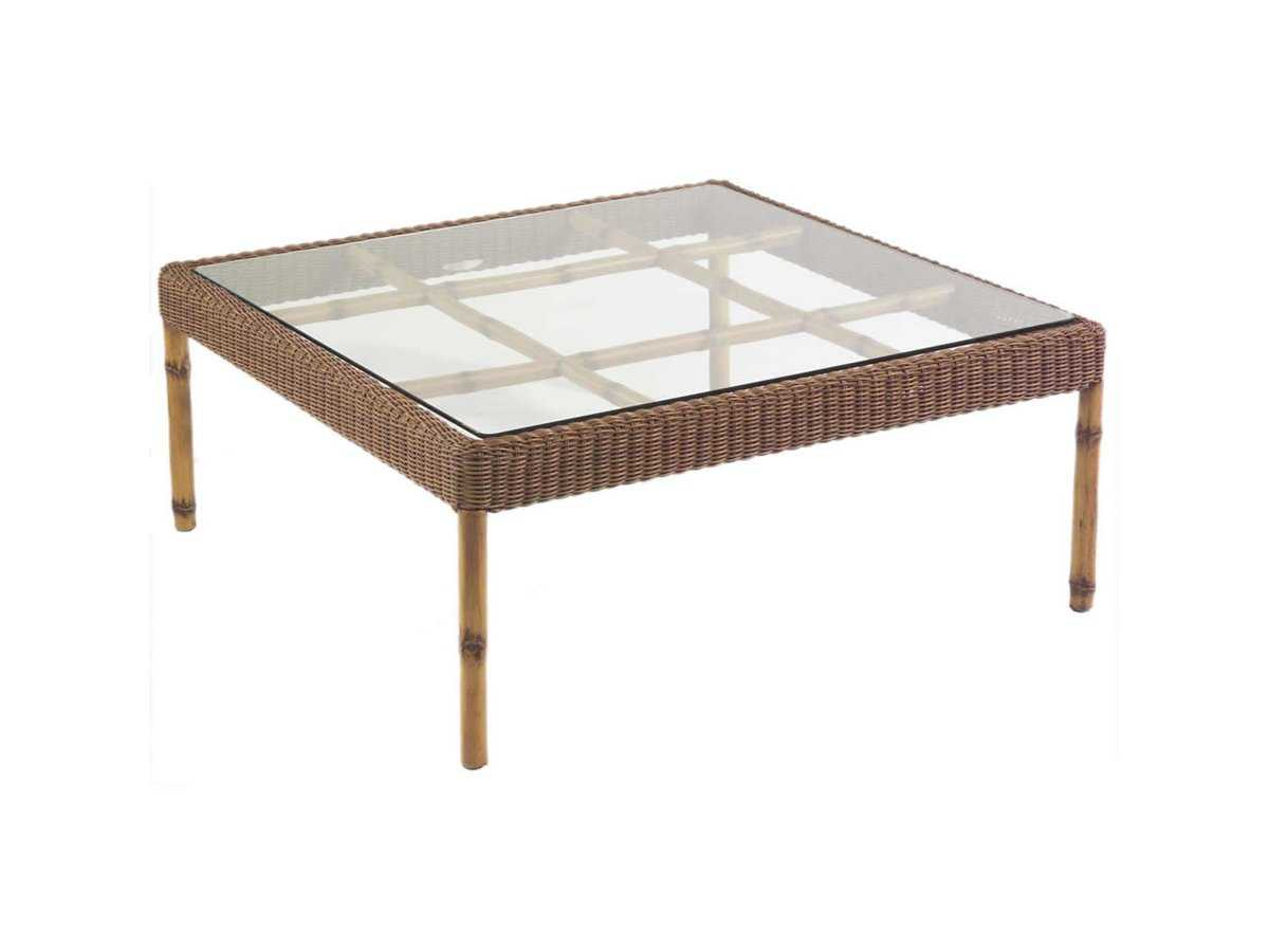 Whitecraft Biltmore South Terrace Wicker Square 38 Coffee Table S610211