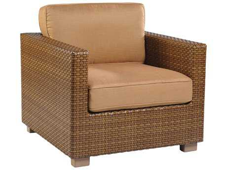 Whitecraft Sedona Wicker Lounge Chair