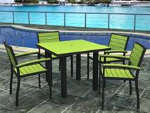 Recycled Plastic Patio Furniture. While ...