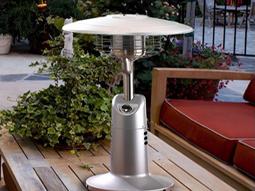 tabletop heaters