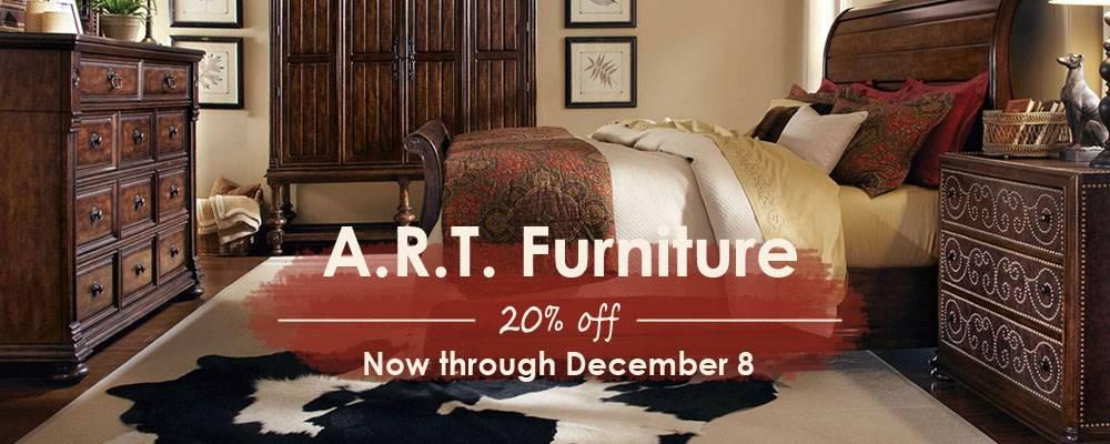 A.R.T. Furniture Black Friday Sale