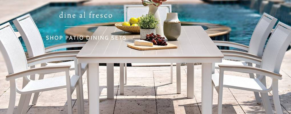 Quality Patio Dining Sets