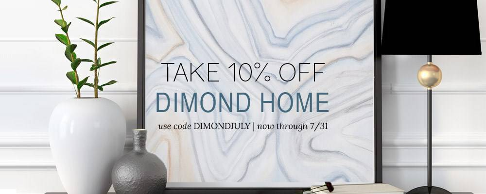 Dimond Home July Sale