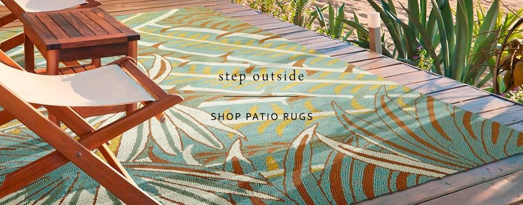 1000s of Patio Rugs