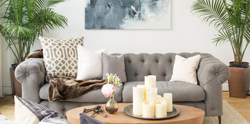 Based out of New York City, the burgeoning startup Homepolish connects interior designers with homeowners.