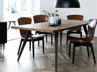 A dining table is an important investment that is a communal hub for entertaining and sharing meals. Learn more about sizes, arrangements, and styles.