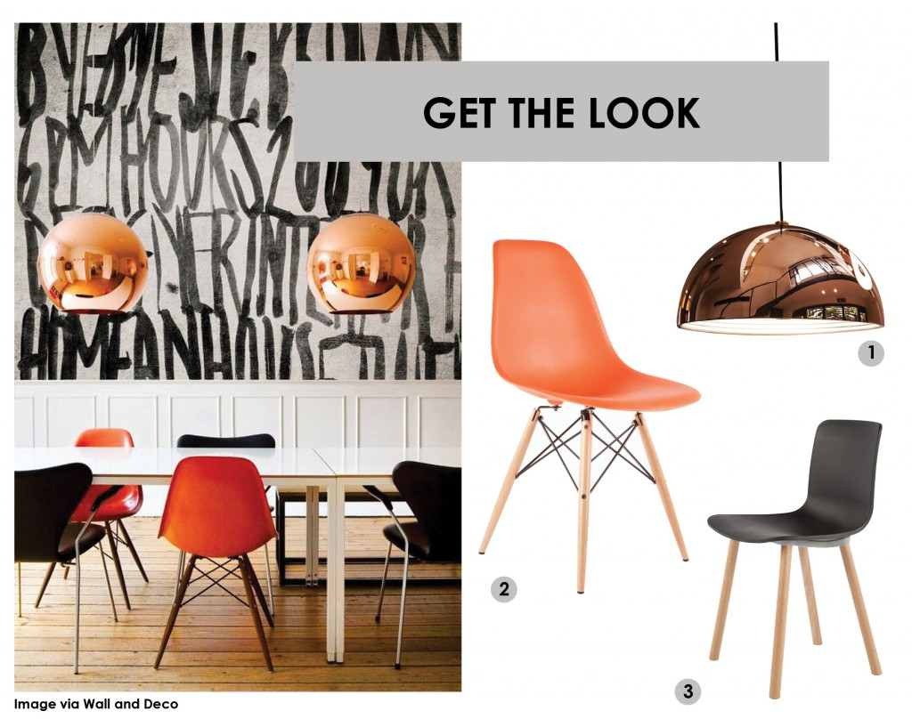 Swell Get The Look Get The Look The Eiffel Dining Chair Luxedecor Creativecarmelina Interior Chair Design Creativecarmelinacom