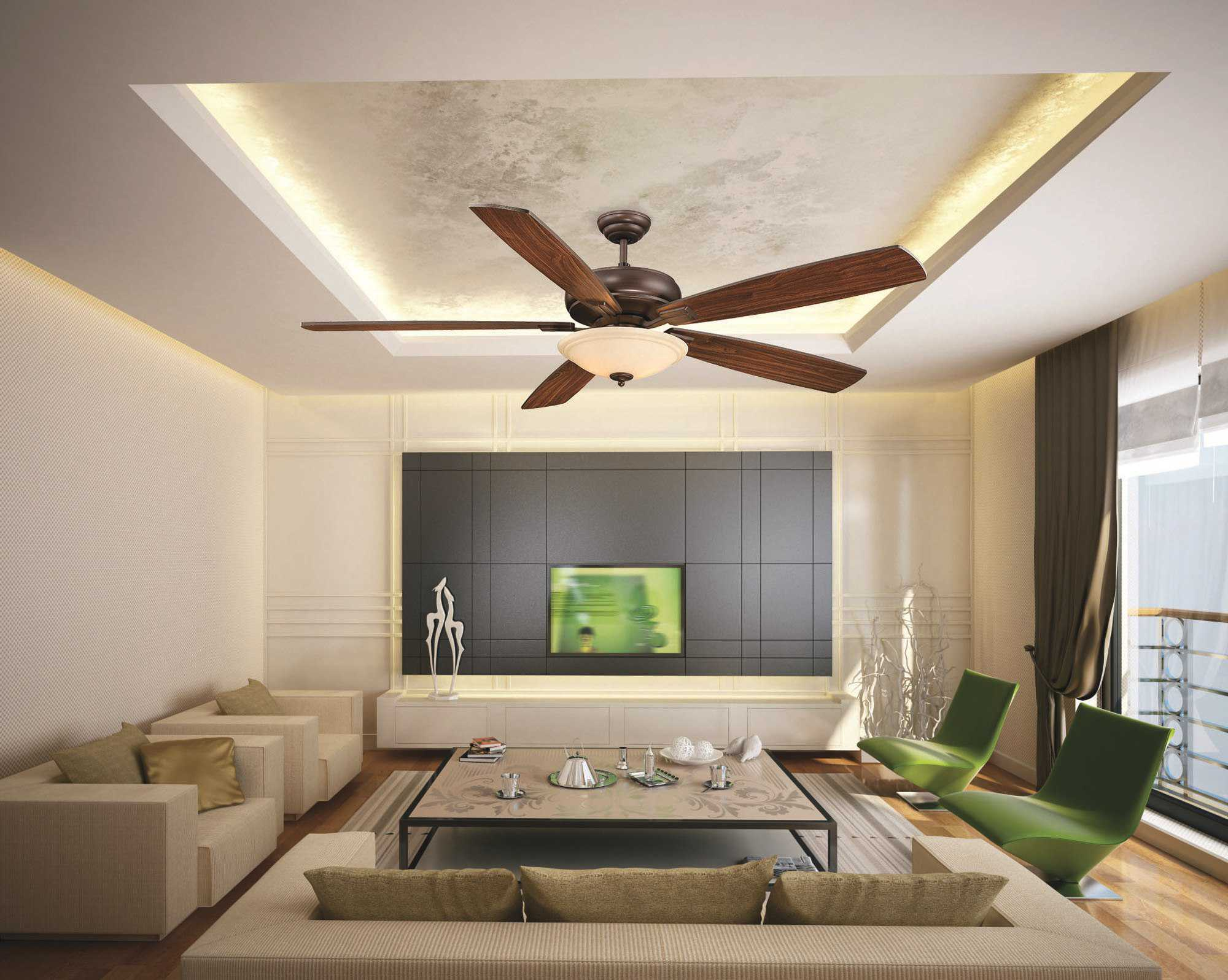 Ceiling fan buying guide luxedecor there are many benefits in incorporating a ceiling fan into your home ceiling fans effectively circulate air to create healthy airflow which is both mozeypictures Image collections