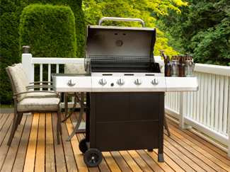 The distinct flavors and atmosphere offered by an outdoor grill is incomparable. Learn more about grill types, sizes, power, materials, features and safety.
